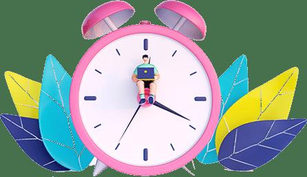 زمان لازم برای طراحی سایت